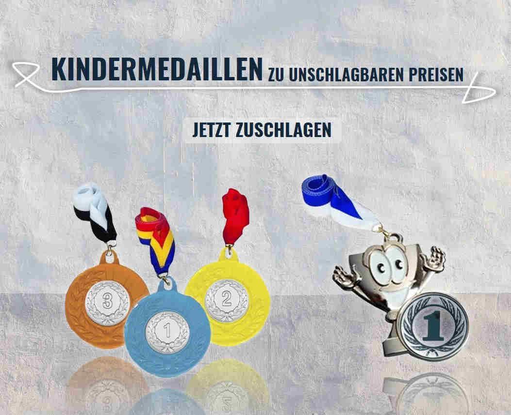 e4017 Kegeln Kegler Pokal Kinder Medaillen mit Band/&Emblem Geburtstag Pokale