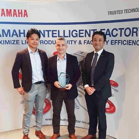 Yamaha Motor Europe-Most Valuable Service Award 2019 ELAS