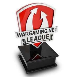 Wargaming League Acryl Award