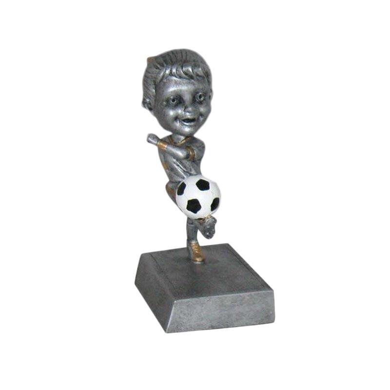 Fussball Madchen Wackelkopf Pokal